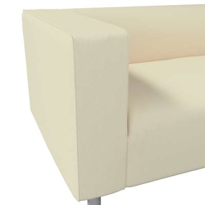 Pokrowiec na sofę Klippan 2-osobową w kolekcji Chenille, tkanina: 702-22