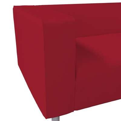 Pokrowiec na sofę Klippan 2-osobową w kolekcji Chenille, tkanina: 702-24