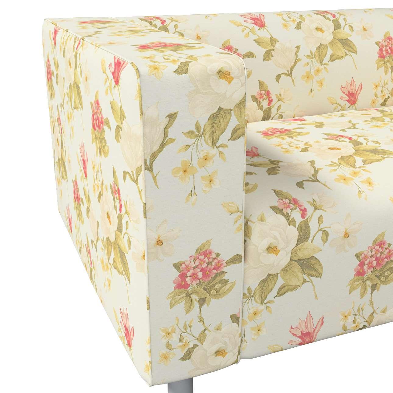 Pokrowiec na sofę Klippan 2-osobową w kolekcji Londres, tkanina: 123-65