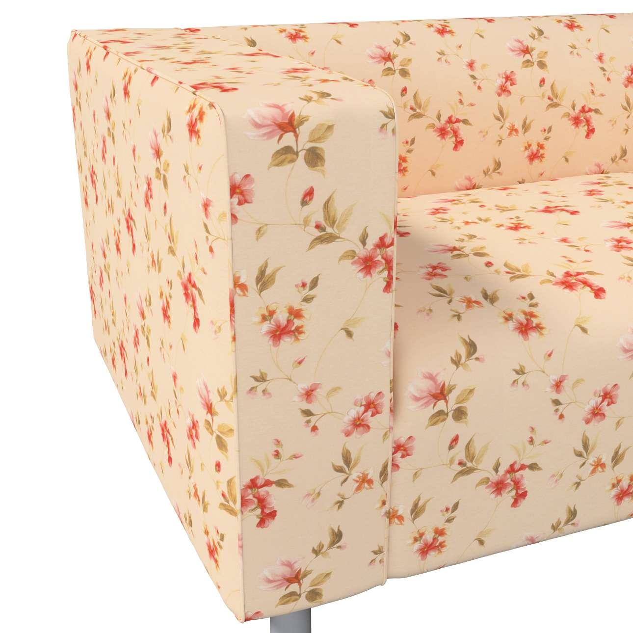 Poťah na sedačku Klippan (pre 2 osoby) V kolekcii Londres, tkanina: 124-05