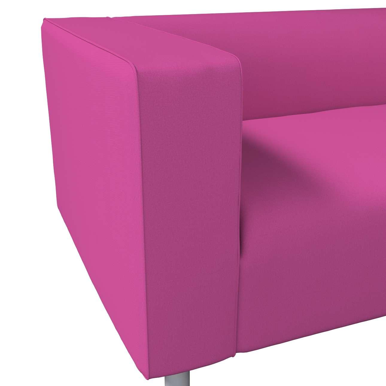Pokrowiec na sofę Klippan 2-osobową w kolekcji Etna, tkanina: 705-23