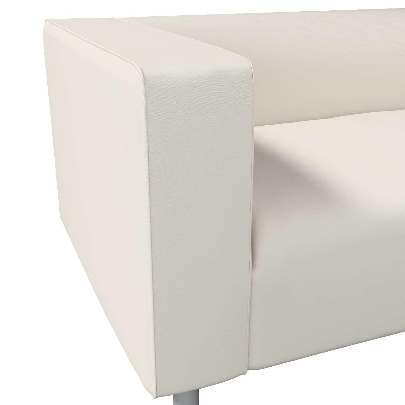 Klippan 2-üléses kanapéhuzat a kollekcióból Cotton Panama Bútorszövet, Dekoranyag: 702-31