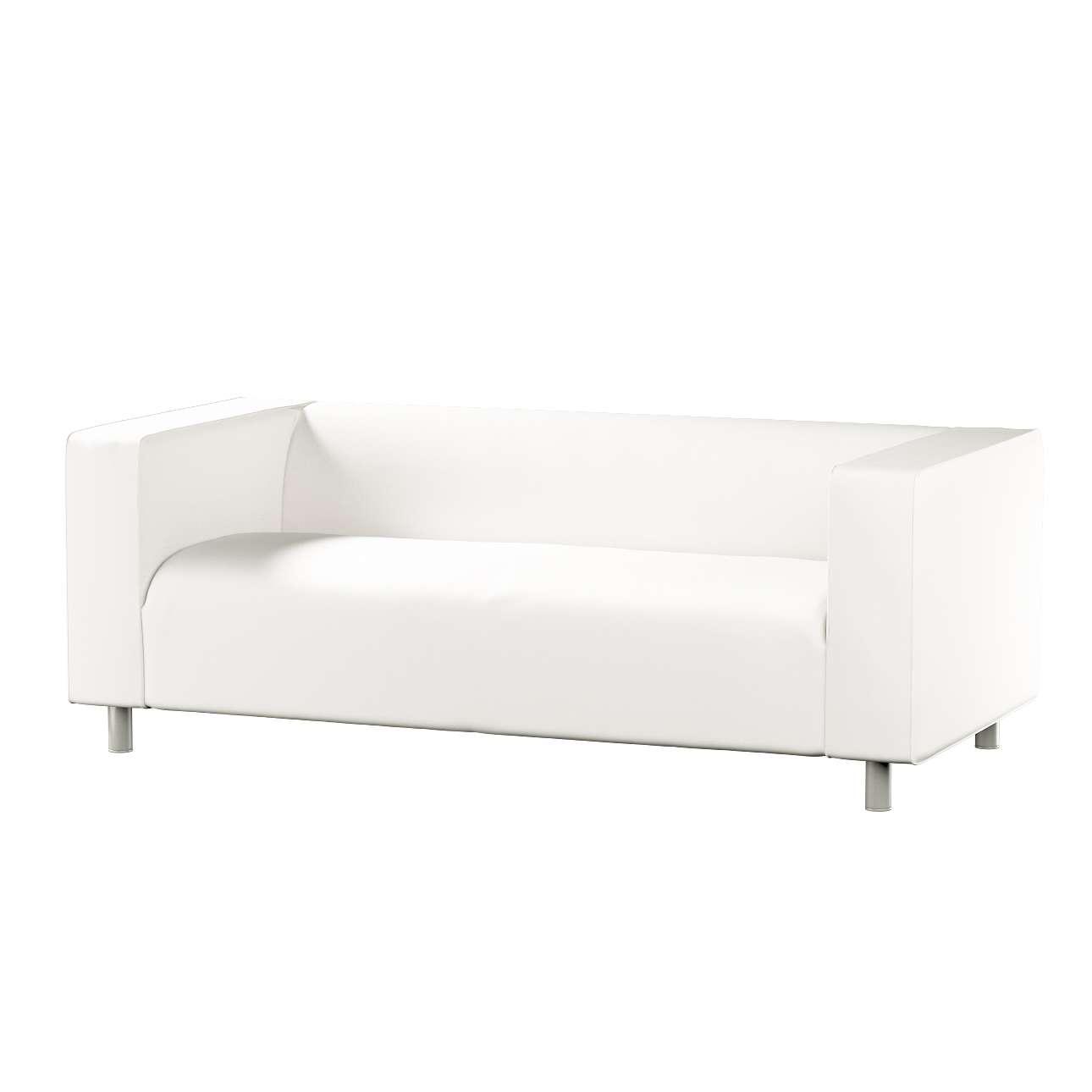 Pokrowiec na sofę Klippan 2-osobową Sofa Klippan 2-osobowa w kolekcji Cotton Panama, tkanina: 702-34