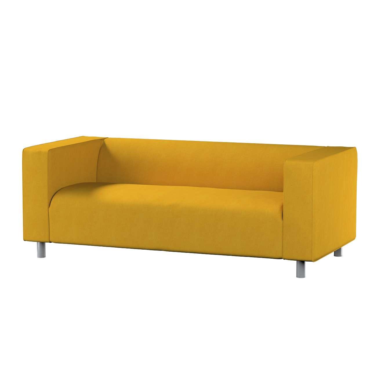 KLIPPAN dvivietės sofos užvalkalas Klippan 2-seater sofa cover kolekcijoje Etna , audinys: 705-04