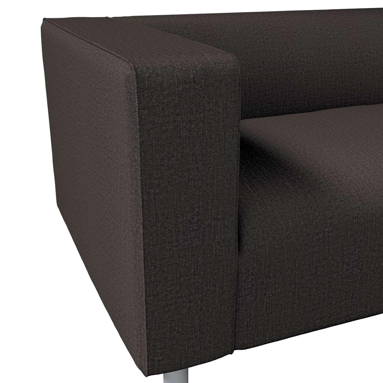 KLIPPAN dvivietės sofos užvalkalas kolekcijoje Etna, audinys: 702-36