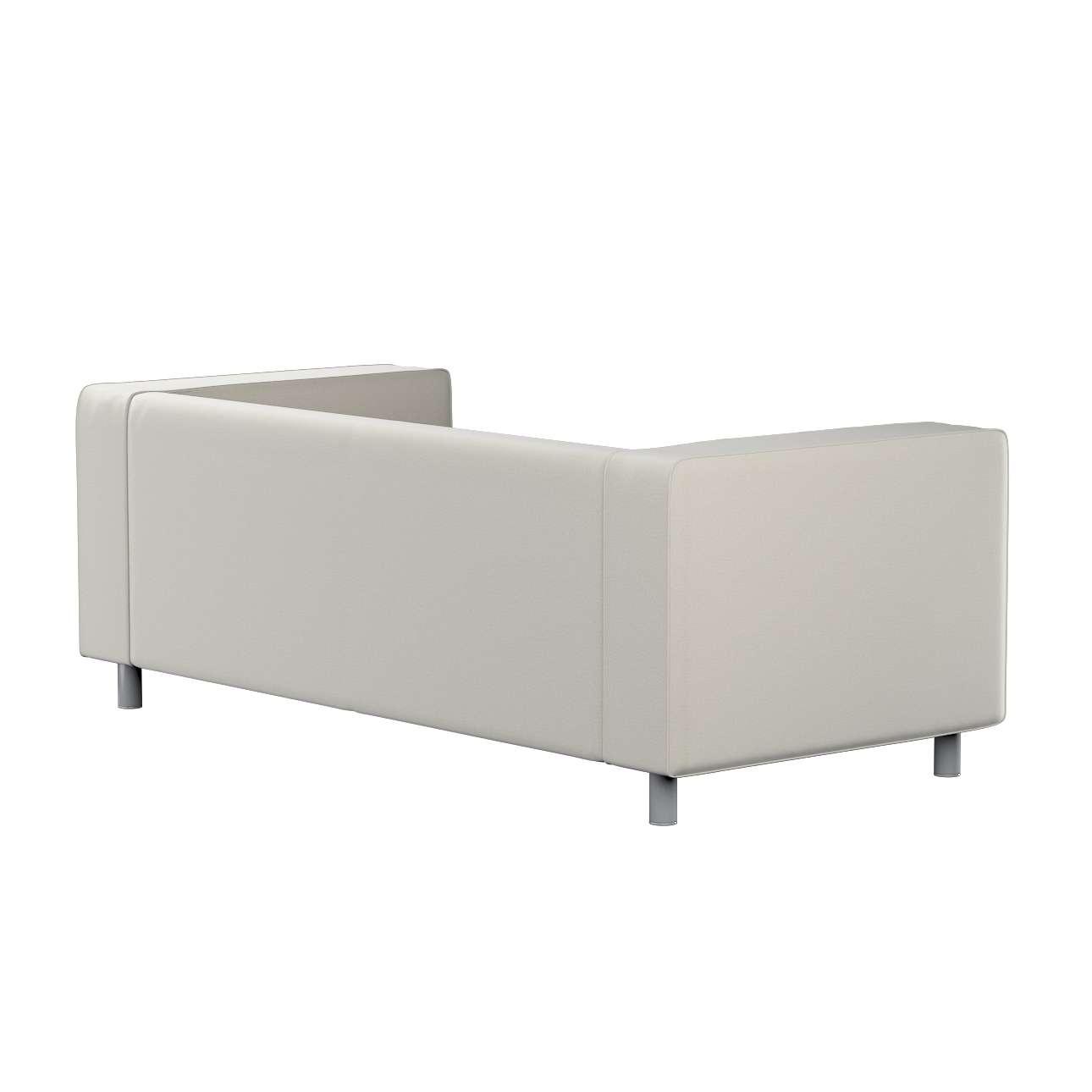 Pokrowiec na sofę Klippan 2-osobową w kolekcji Ingrid, tkanina: 705-40