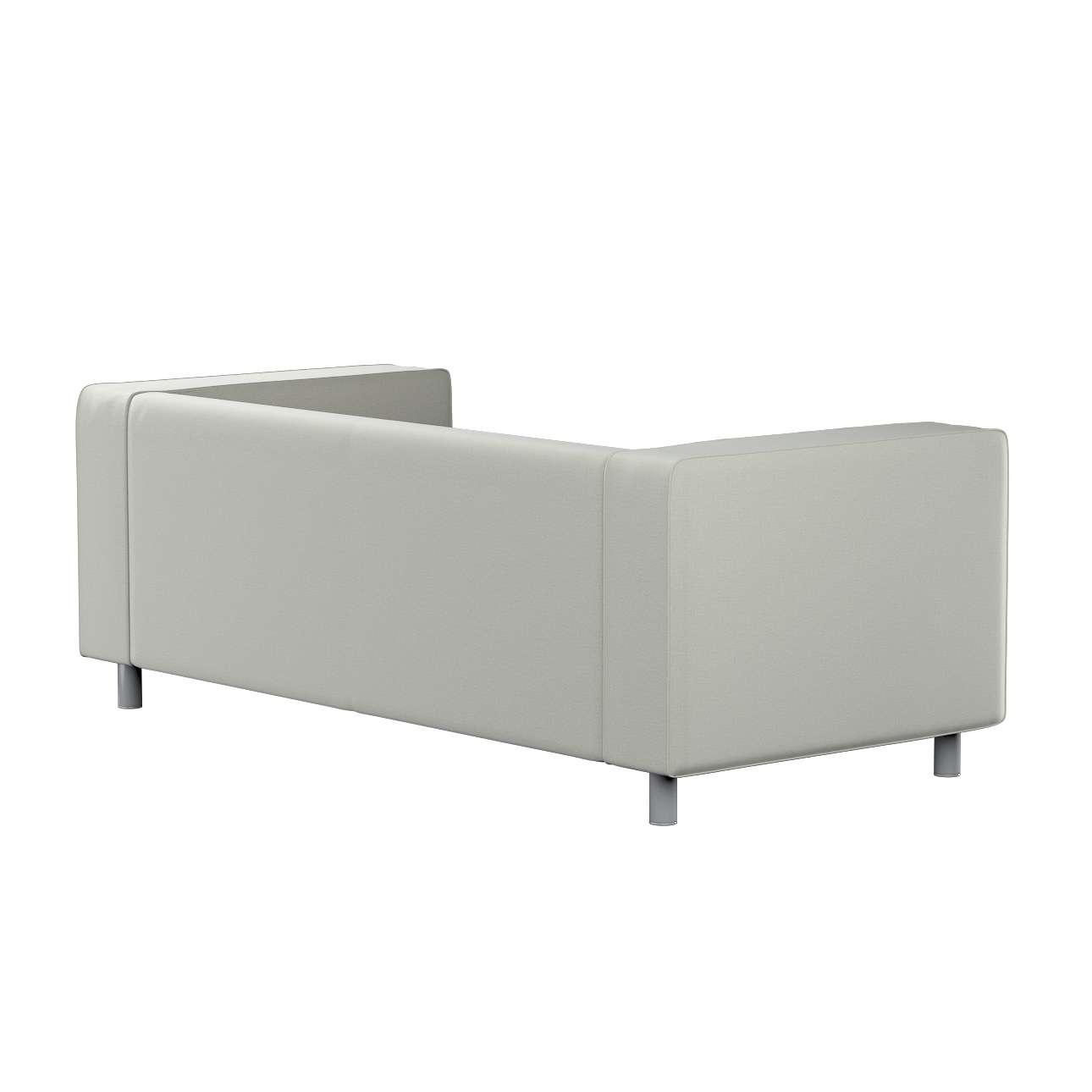 Pokrowiec na sofę Klippan 2-osobową w kolekcji Ingrid, tkanina: 705-41