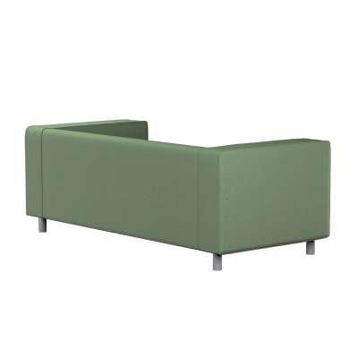 Pokrowiec na sofę Klippan 2-osobową 704-44 zielony melanż Kolekcja Amsterdam