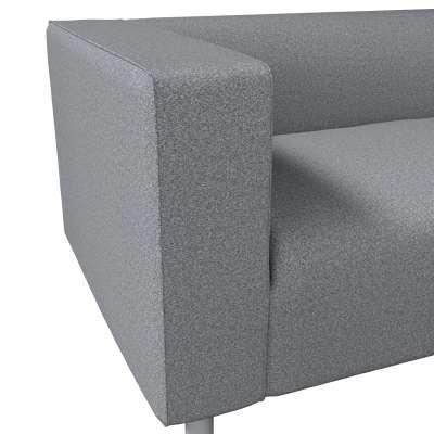 Pokrowiec na sofę Klippan 2-osobową w kolekcji Amsterdam, tkanina: 704-47