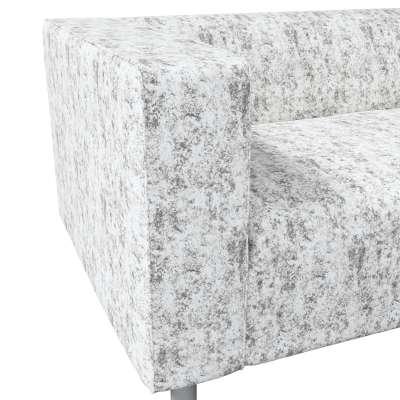 Pokrowiec na sofę Klippan 2-osobową w kolekcji Velvet, tkanina: 704-49