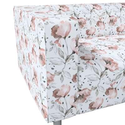 Pokrowiec na sofę Klippan 2-osobową w kolekcji Velvet, tkanina: 704-50