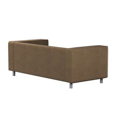 Bezug für Klippan 2-Sitzer Sofa 160-94 braun Kollektion Living II