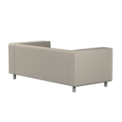 Klippan 2-seater sofa cover 161-23 grey-beige blend Collection Madrid