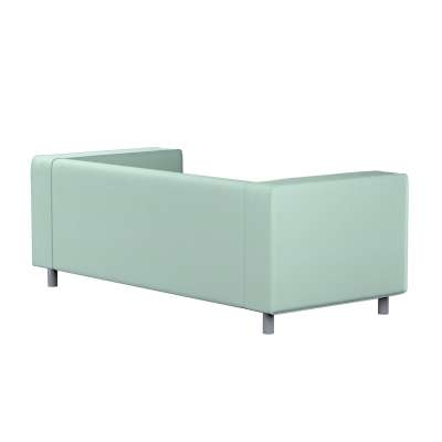Pokrowiec na sofę Klippan 2-osobową 161-61 pastelowy błękit Kolekcja Living