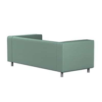 Pokrowiec na sofę Klippan 2-osobową 161-89 szara mięta melanż Kolekcja Madrid
