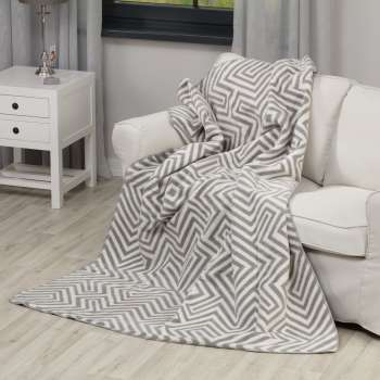 Koc Cotton Cloud 150x200cm Cream Maze  150x200cm