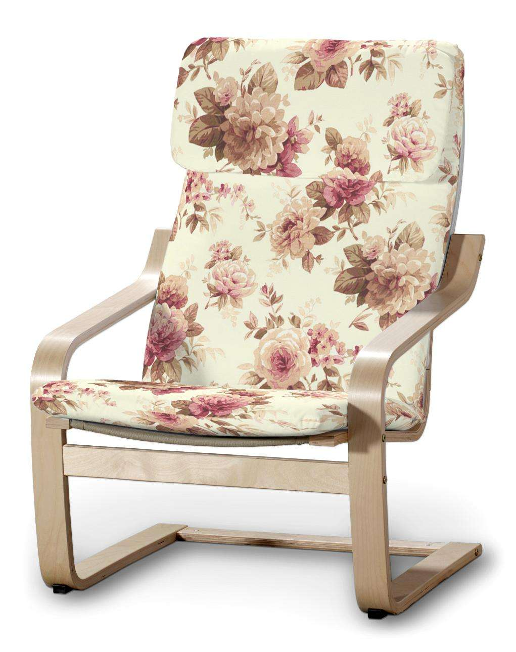 Poduszka na fotel Poäng Fotel Poäng w kolekcji Mirella, tkanina: 141-06