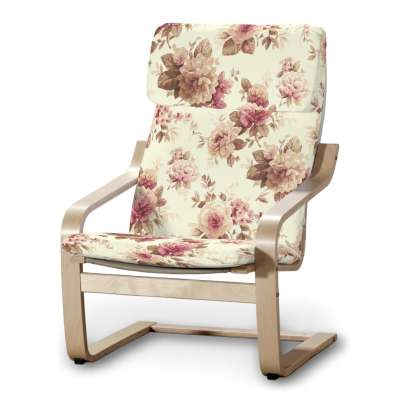 Poduszka na fotel Poäng w kolekcji Londres, tkanina: 141-06