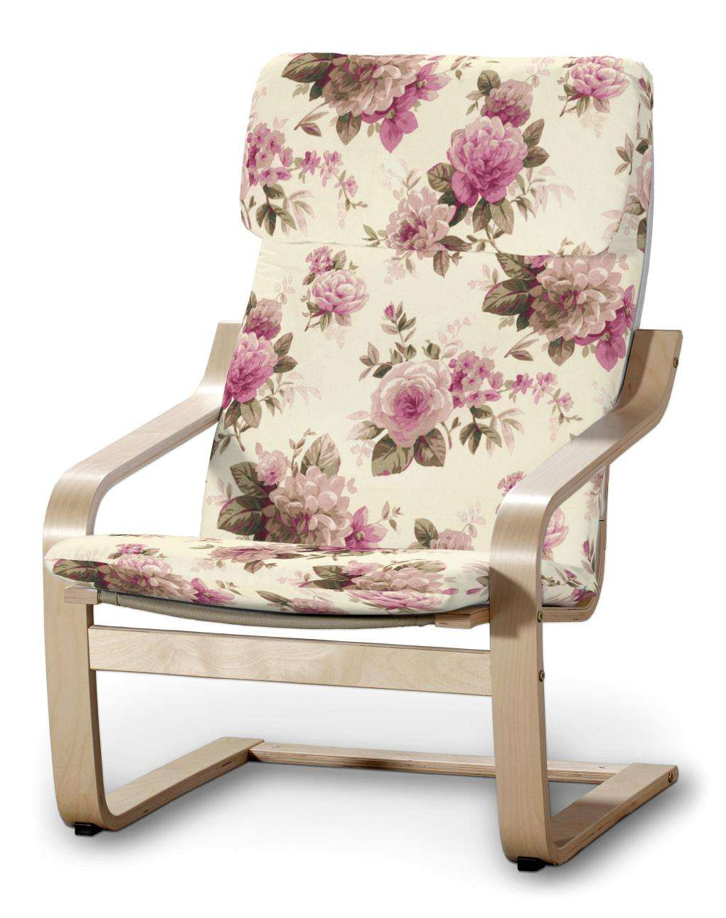 Poduszka na fotel Poäng Fotel Poäng w kolekcji Mirella, tkanina: 141-07