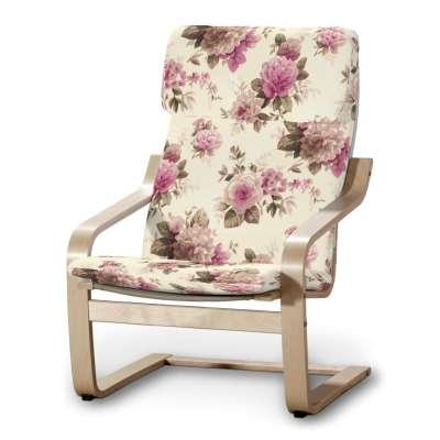 Poduszka na fotel Poäng w kolekcji Londres, tkanina: 141-07