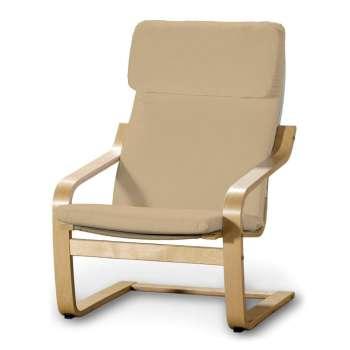 Poäng Sesselbezug I Sessel Poäng von der Kollektion Cotton Panama, Stoff: 702-01