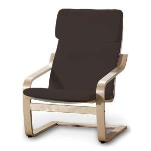 Poduszka na fotel Poäng Fotel Poäng w kolekcji Cotton Panama, tkanina: 702-03