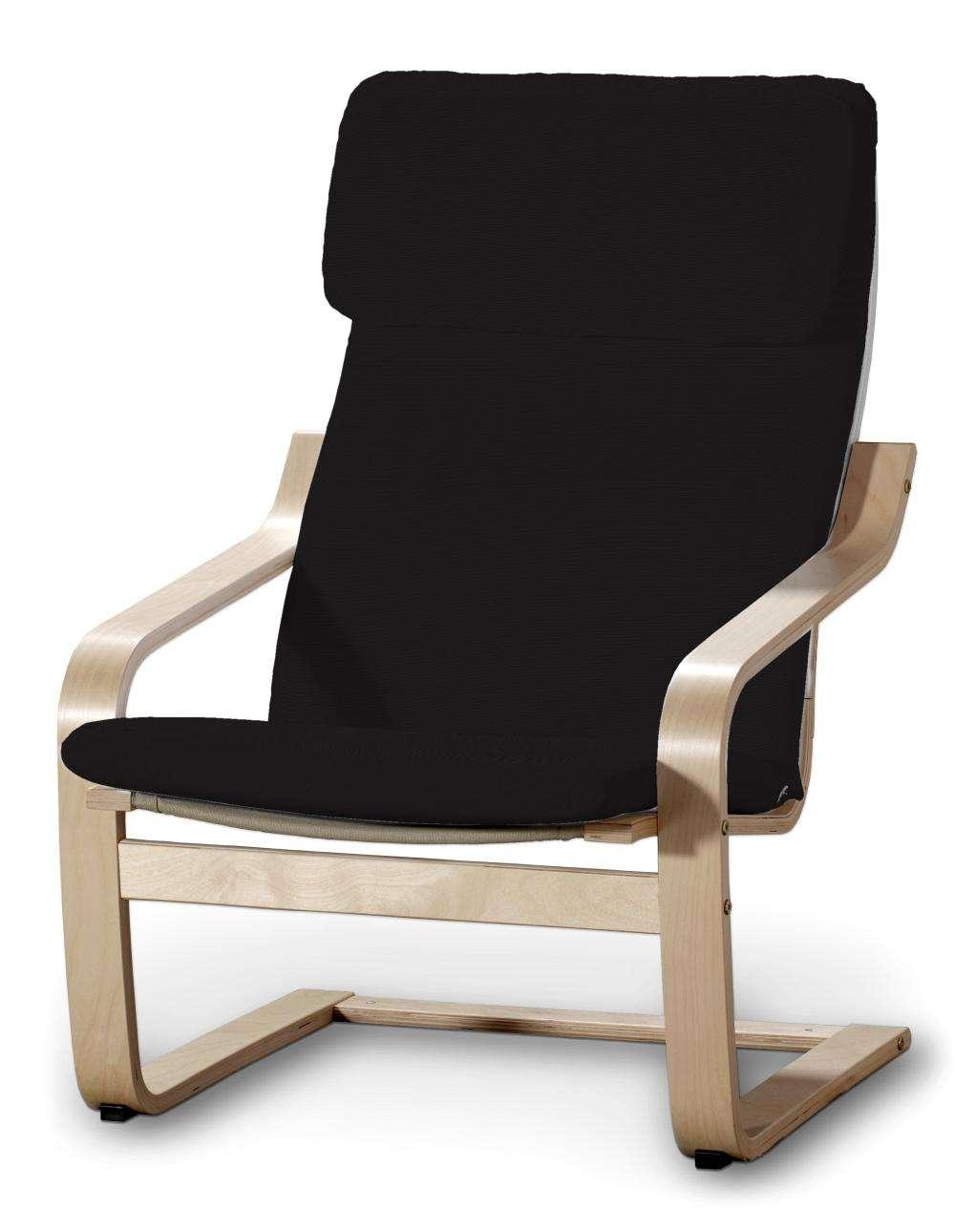 Poduszka na fotel Poäng Fotel Poäng w kolekcji Cotton Panama, tkanina: 702-09