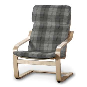 Poäng armchair cushion + cover (with fixed headrest)