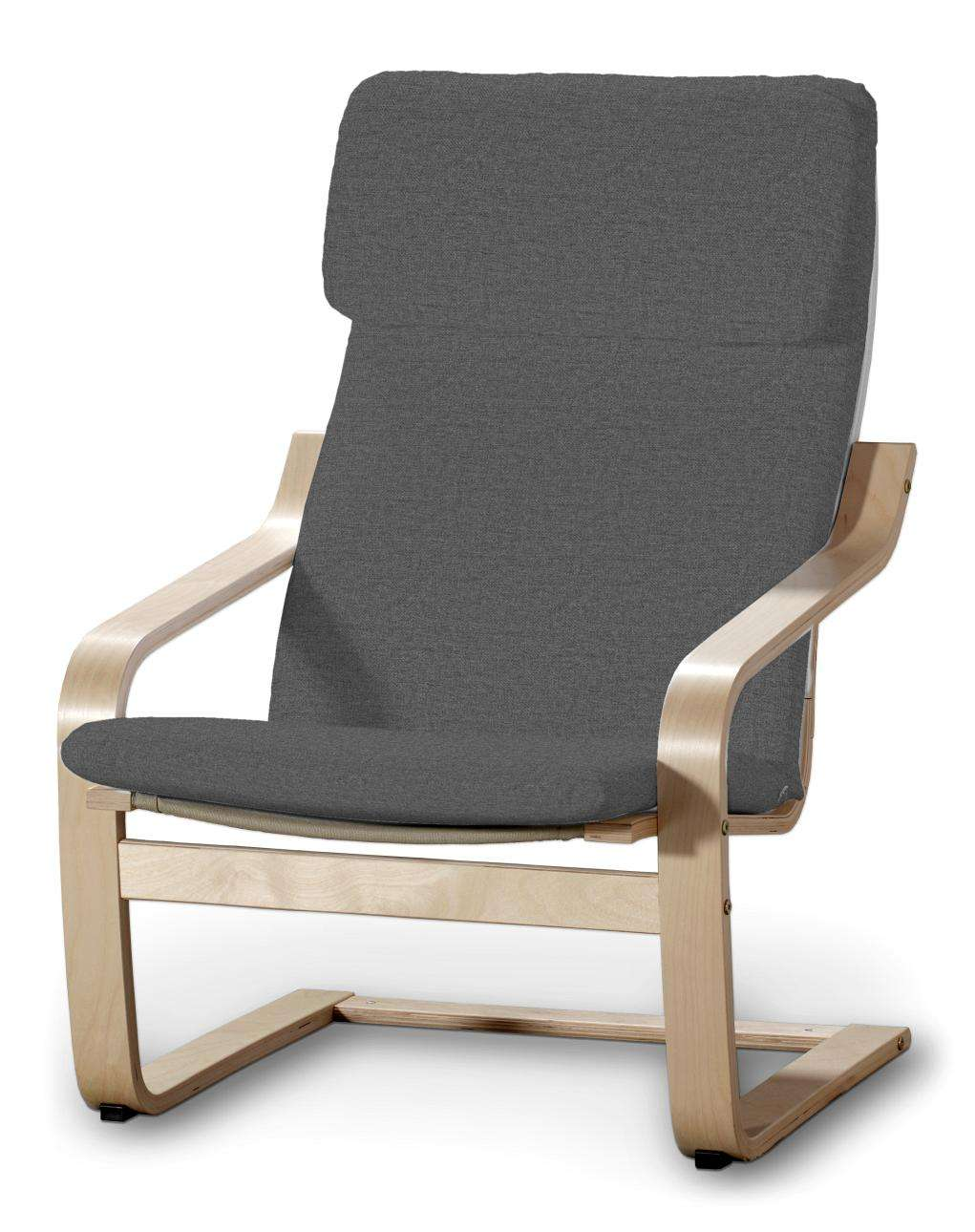 Poduszka na fotel Poäng Fotel Poäng w kolekcji Edinburgh, tkanina: 115-77