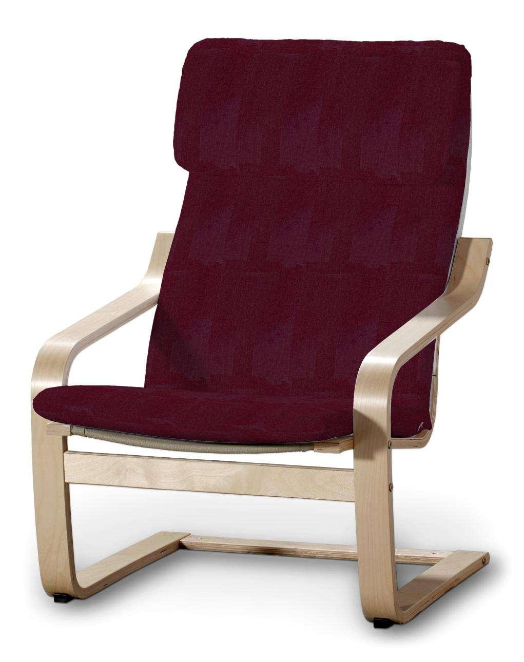 Poduszka na fotel Poäng Fotel Poäng w kolekcji Chenille, tkanina: 702-19