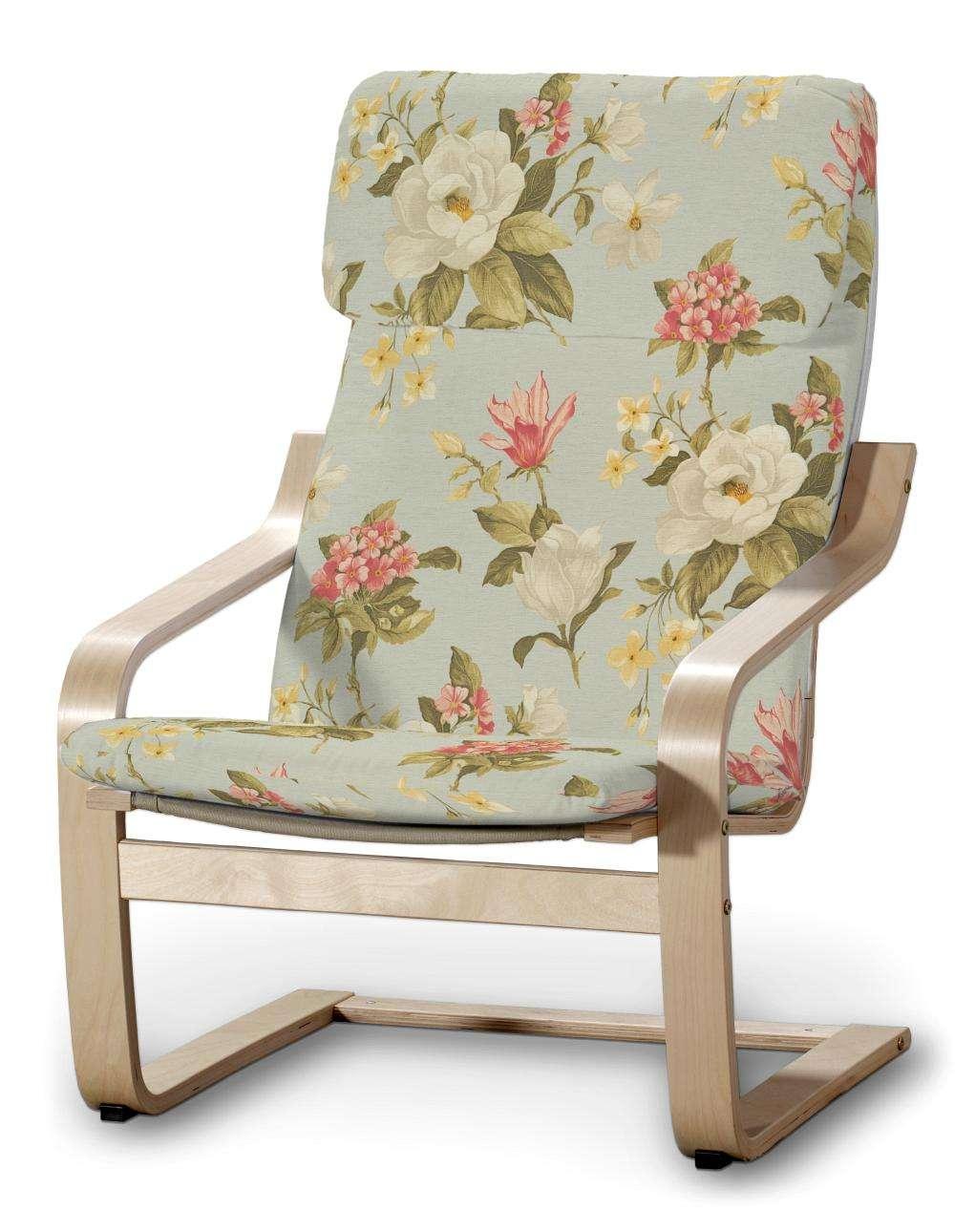 Poduszka na fotel Poäng Fotel Poäng w kolekcji Londres, tkanina: 123-65