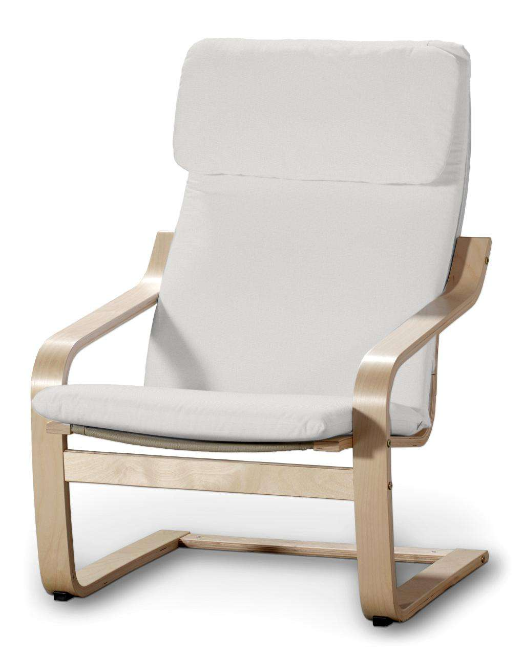 Poäng Sesselbezug I, naturweiß, Sessel Poäng, Etna