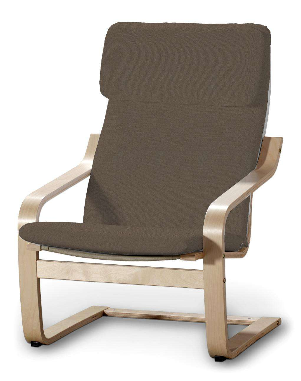 POÄNG  fotelio užvalkalas kolekcijoje Etna , audinys: 705-08