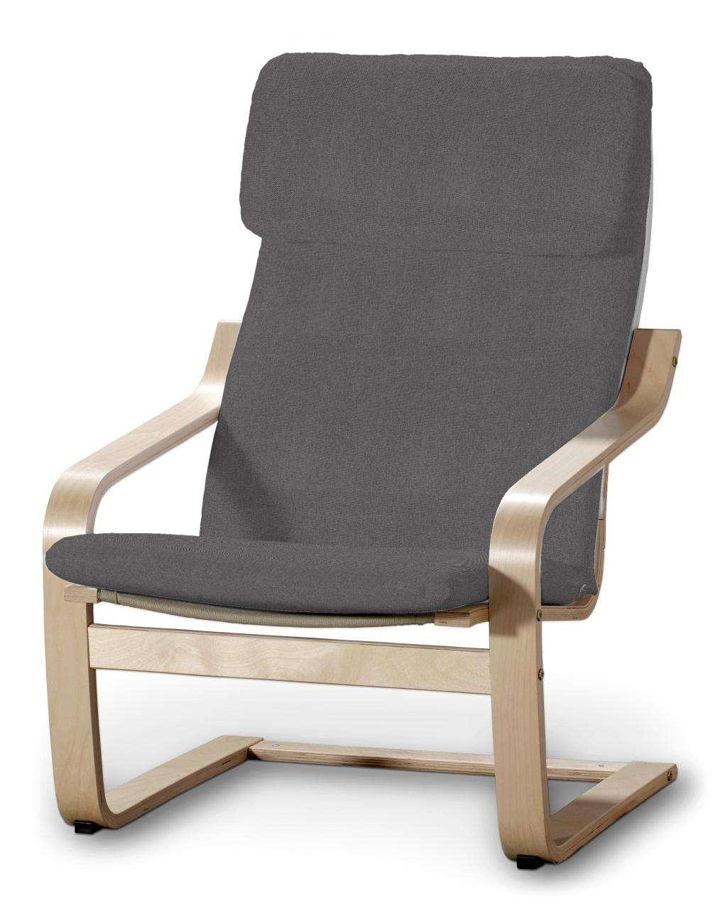 Poduszka na fotel Poäng Fotel Poäng w kolekcji Etna , tkanina: 705-35