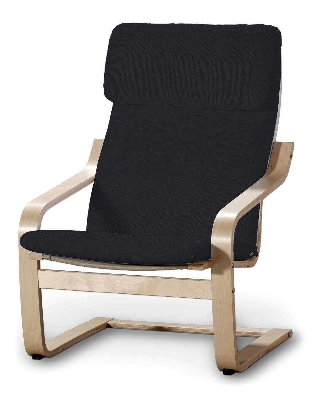 Poduszka na fotel Poäng w kolekcji Etna, tkanina: 705-00