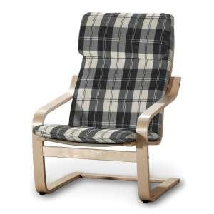 Poduszka na fotel Poäng Fotel Poäng w kolekcji Edinburgh, tkanina: 115-74