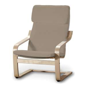Poduszka na fotel Poäng Fotel Poäng w kolekcji Cotton Panama, tkanina: 702-28