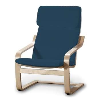 Poduszka na fotel Poäng Fotel Poäng w kolekcji Cotton Panama, tkanina: 702-30