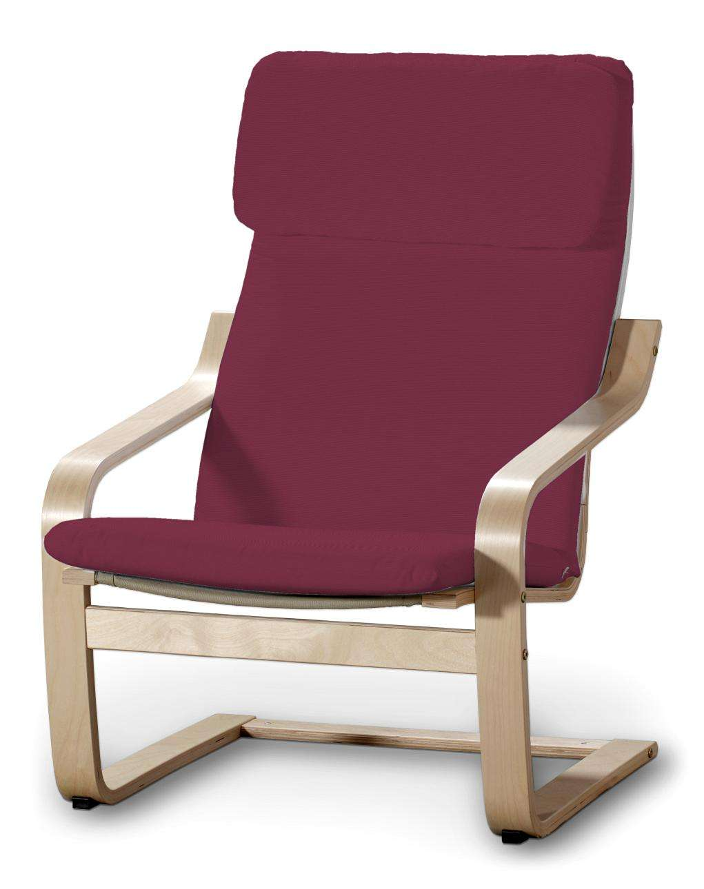 POÄNG  fotelio užvalkalas Poäng armchair kolekcijoje Cotton Panama, audinys: 702-32