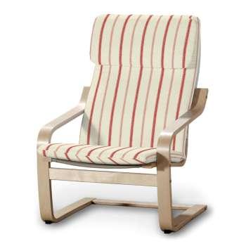 Poduszka na fotel Poäng w kolekcji Avinon, tkanina: 129-15