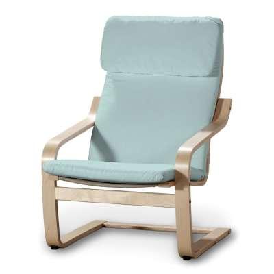 Poduszka na fotel Poäng w kolekcji Cotton Panama, tkanina: 702-10