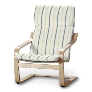 Poduszka na fotel Poäng w kolekcji Avinon, tkanina: 129-66