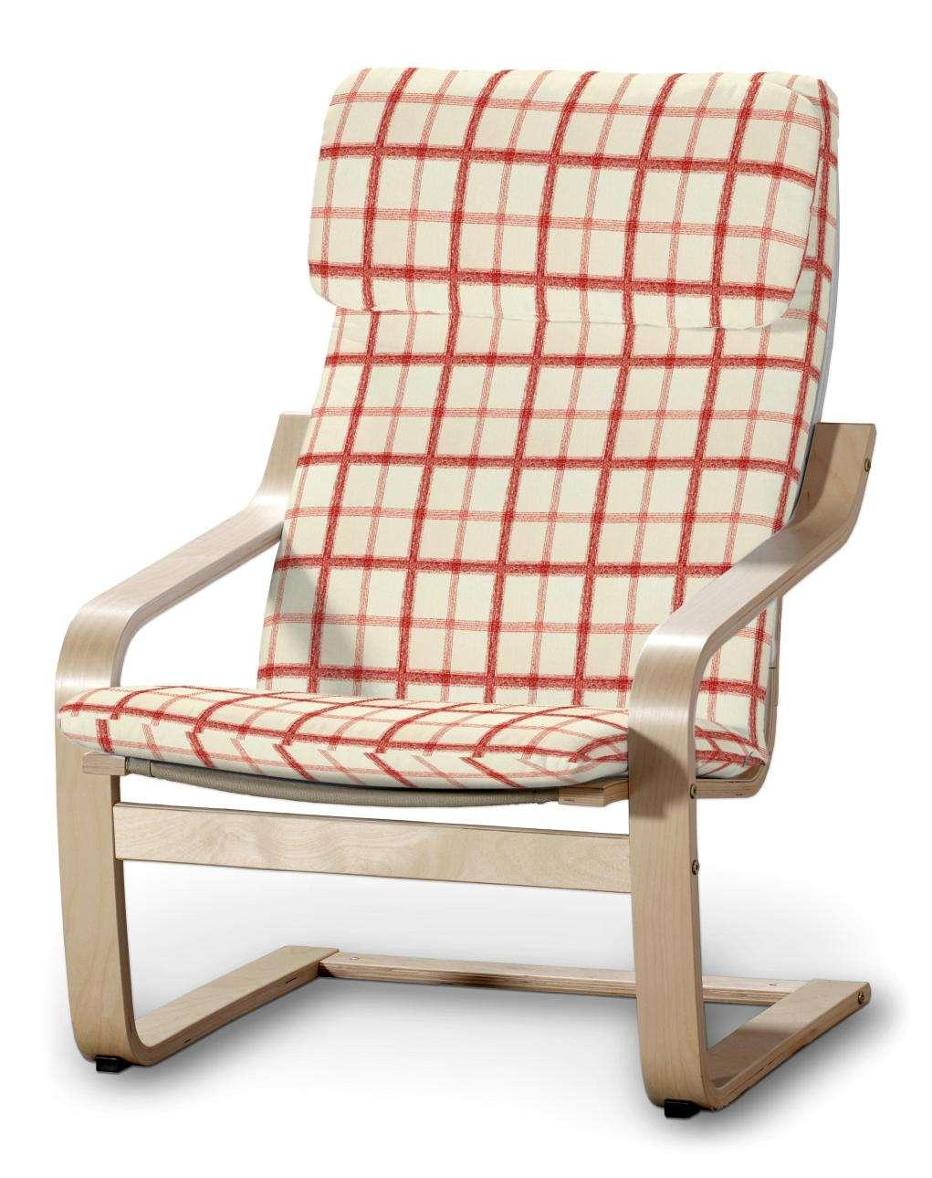 Poäng Sesselbezug I Sessel Poäng von der Kollektion Avinon, Stoff: 131-15