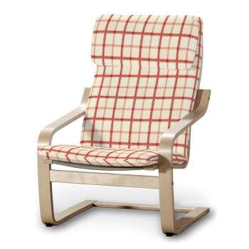 Poduszka na fotel Poäng Fotel Poäng w kolekcji Avinon, tkanina: 131-15