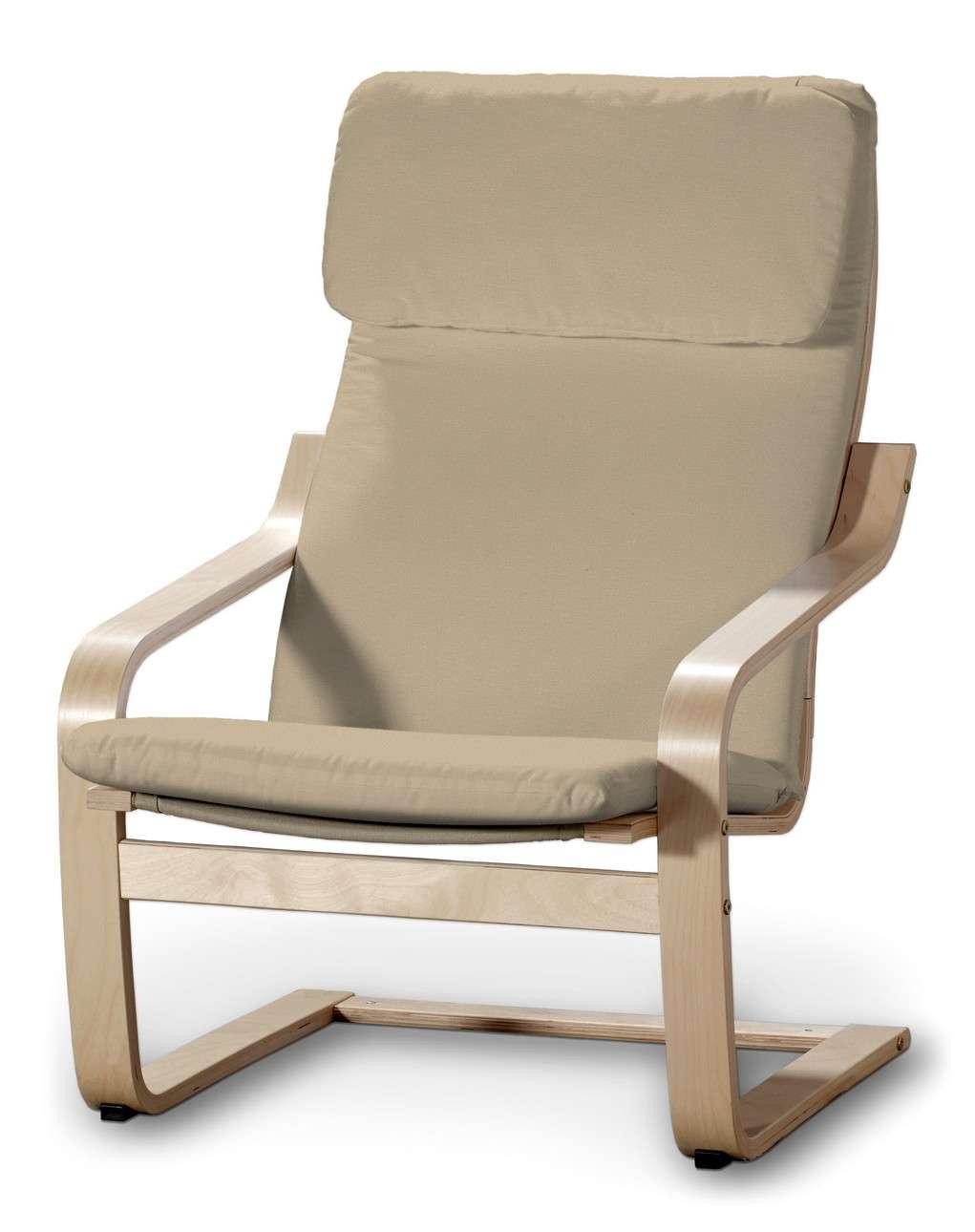 Poduszka na fotel Poäng w kolekcji Living, tkanina: 160-82