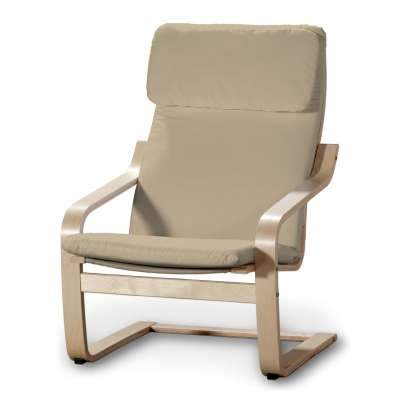 Poduszka na fotel Poäng 160-82 piaskowy szenil Kolekcja Living II