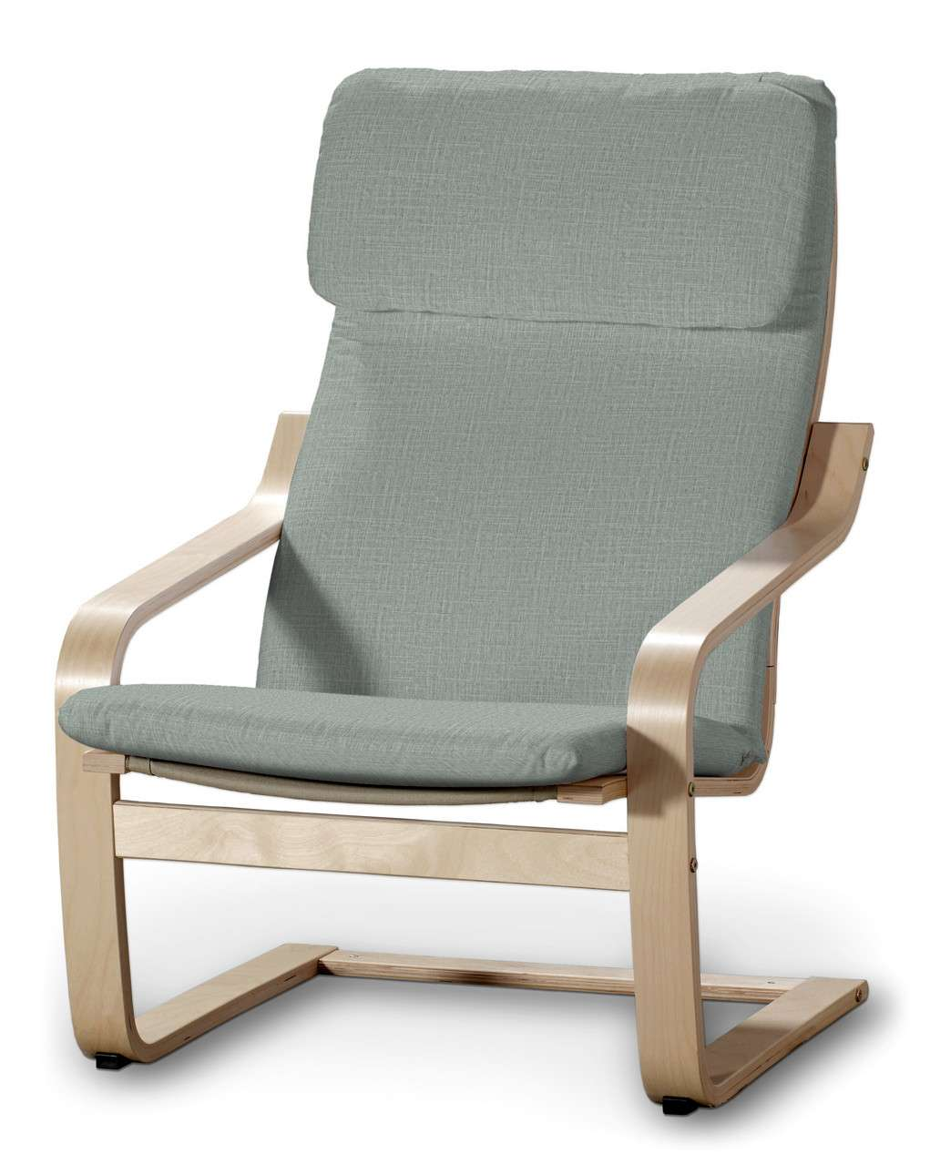 Poduszka na fotel Poäng w kolekcji Living, tkanina: 160-86