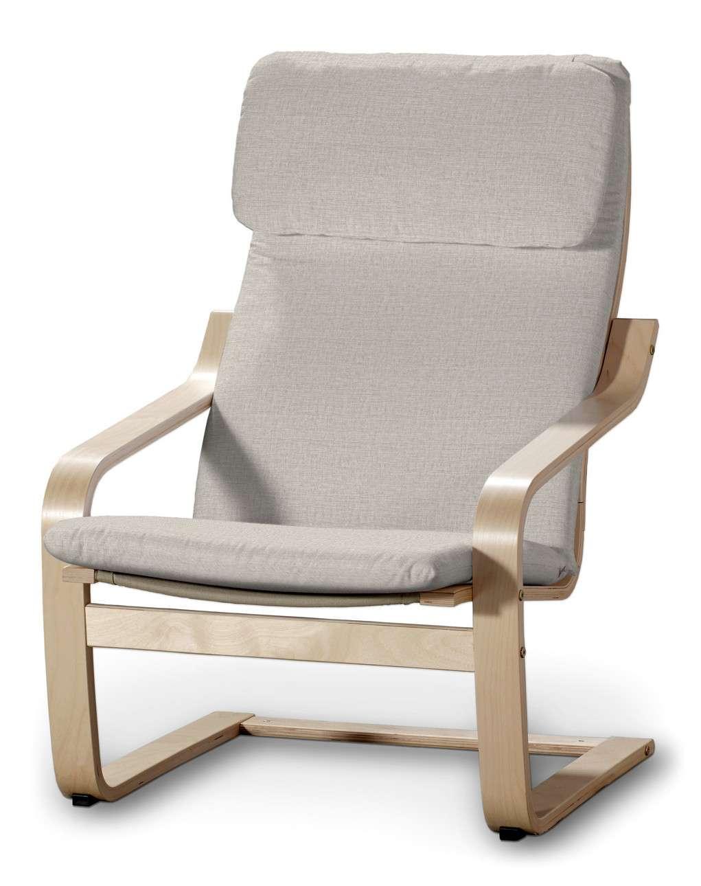 Poduszka na fotel Poäng w kolekcji Living, tkanina: 161-00