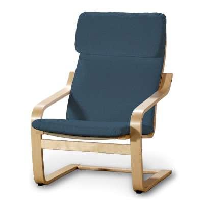 Poduszka na fotel Poäng w kolekcji Etna, tkanina: 705-30