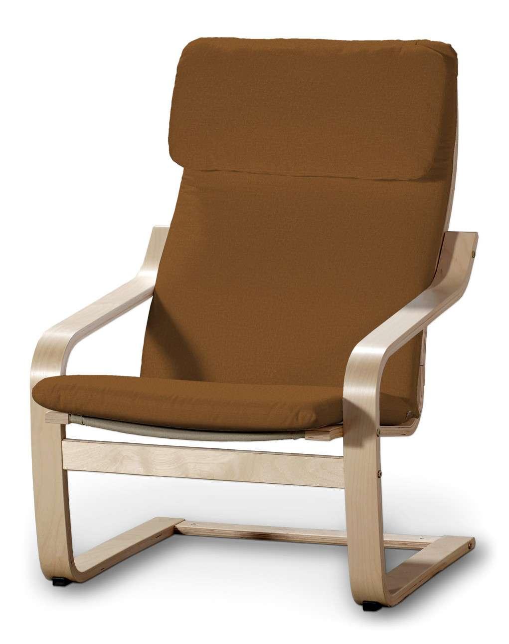 Poduszka na fotel Poäng w kolekcji Living, tkanina: 161-28
